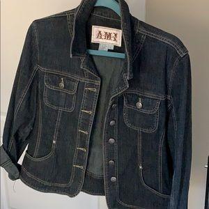 AMI Stretch Denim jacket